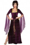 Plum Medieval Princess