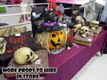 Halloween Props to Hire